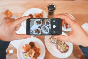 Lose Weight take pictures of all food