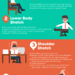 7 Exercises You Can Do Right In Your Chair!