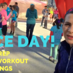 Sunday Raceday Gazelle Girl Run + Beef Pot Roast + Tricep Pushdown Workout