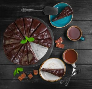 Manage Your Diabetes dark chocolate