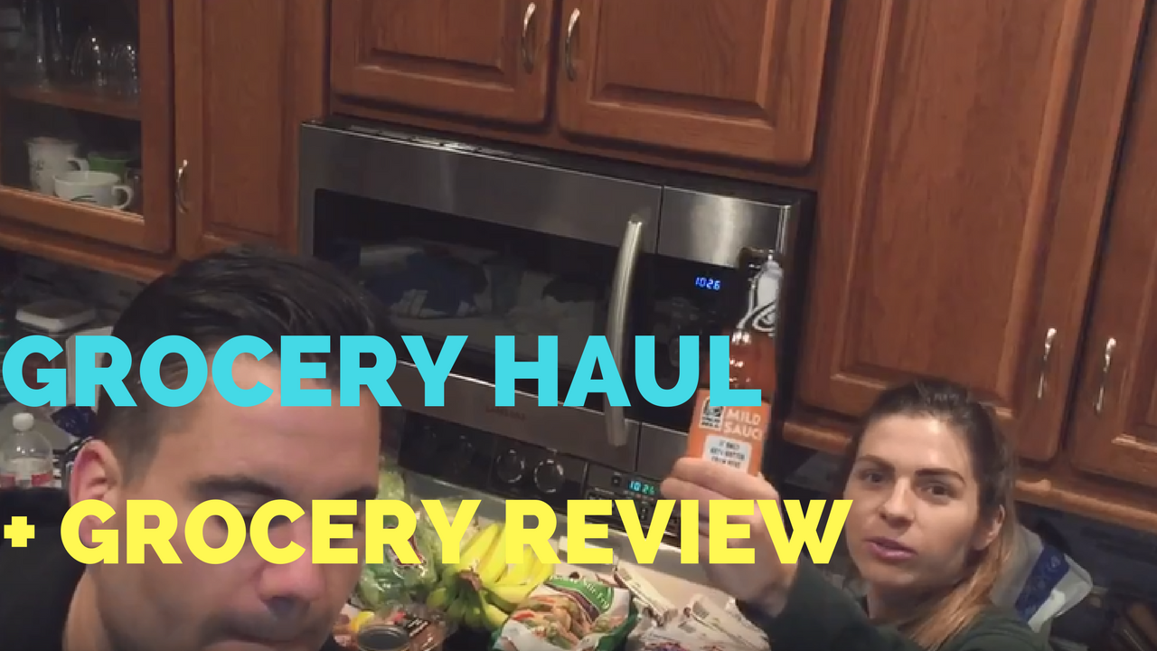 Healthy Diet Grocery Shopping Haul for Couples