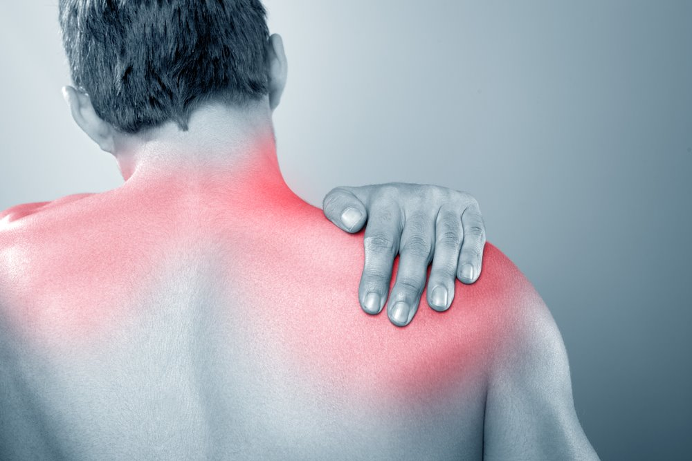 Chronic Pain supplements back