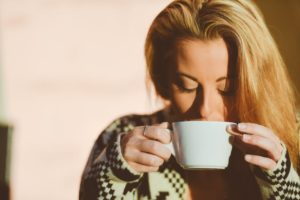 Health benefits of Coffee sipping