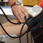 Heart Disease with blood pressure valve