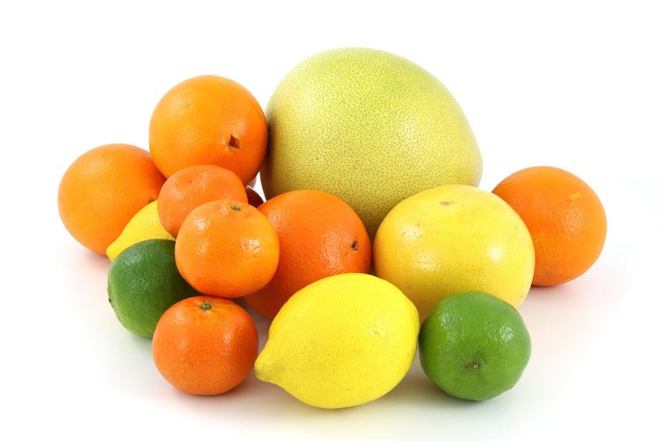 citrus fruits illness