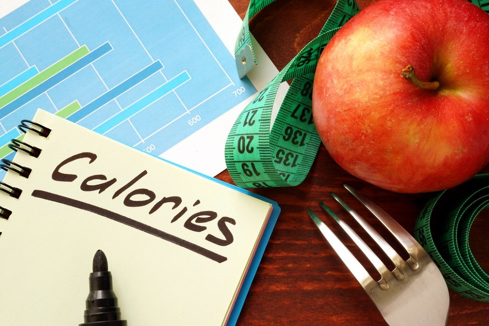 Lose Fat apples and calories