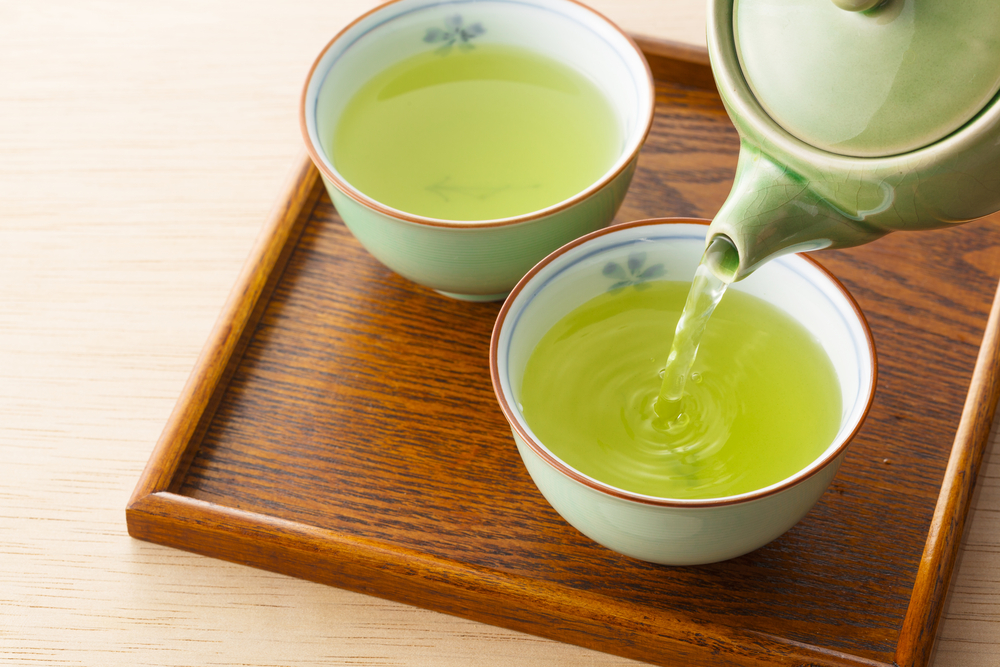 green tea good for weight loss