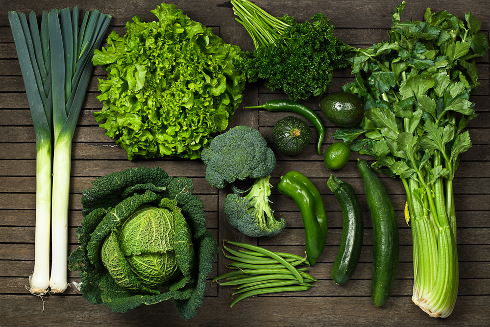 leafy greens good for weight loss