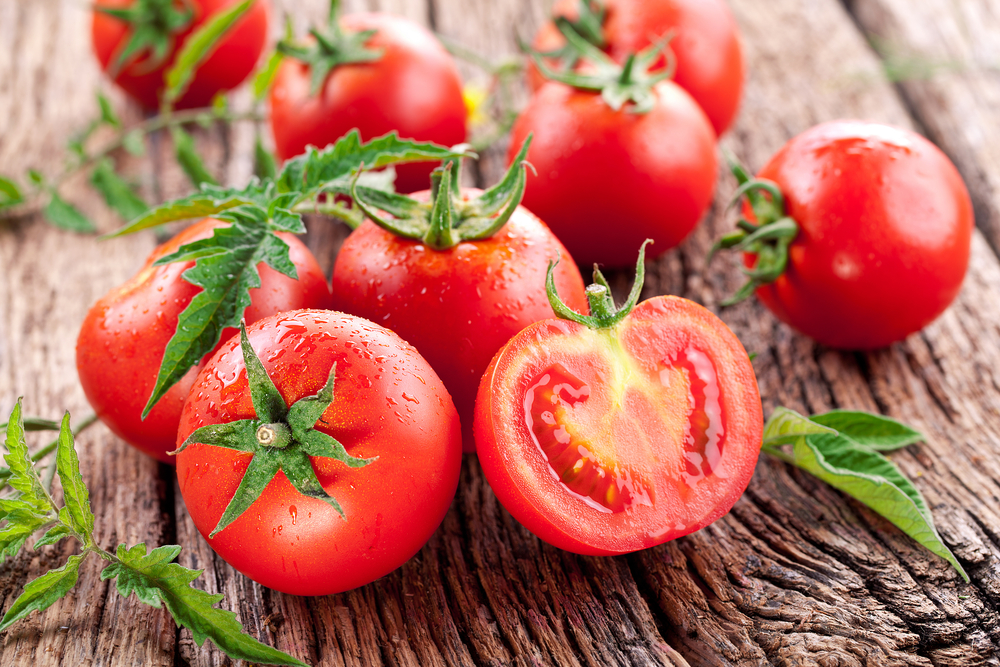 tomatoes good for weight loss