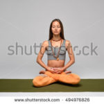 Brain yoga pose