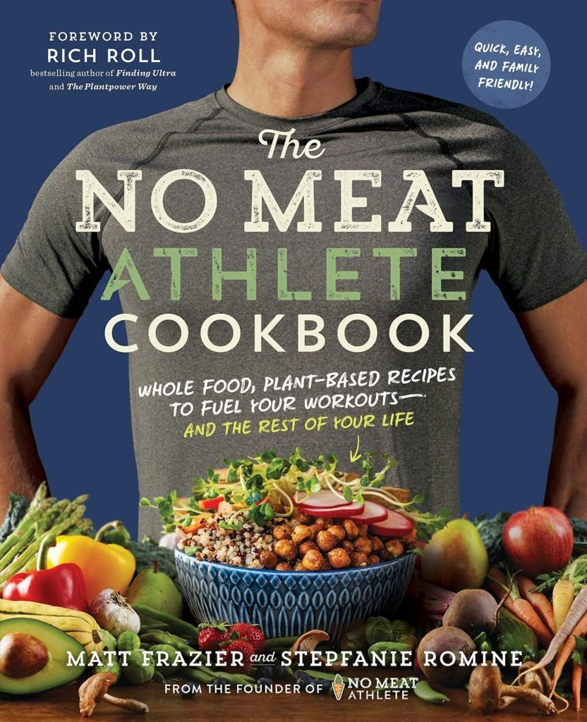no meat athlete book