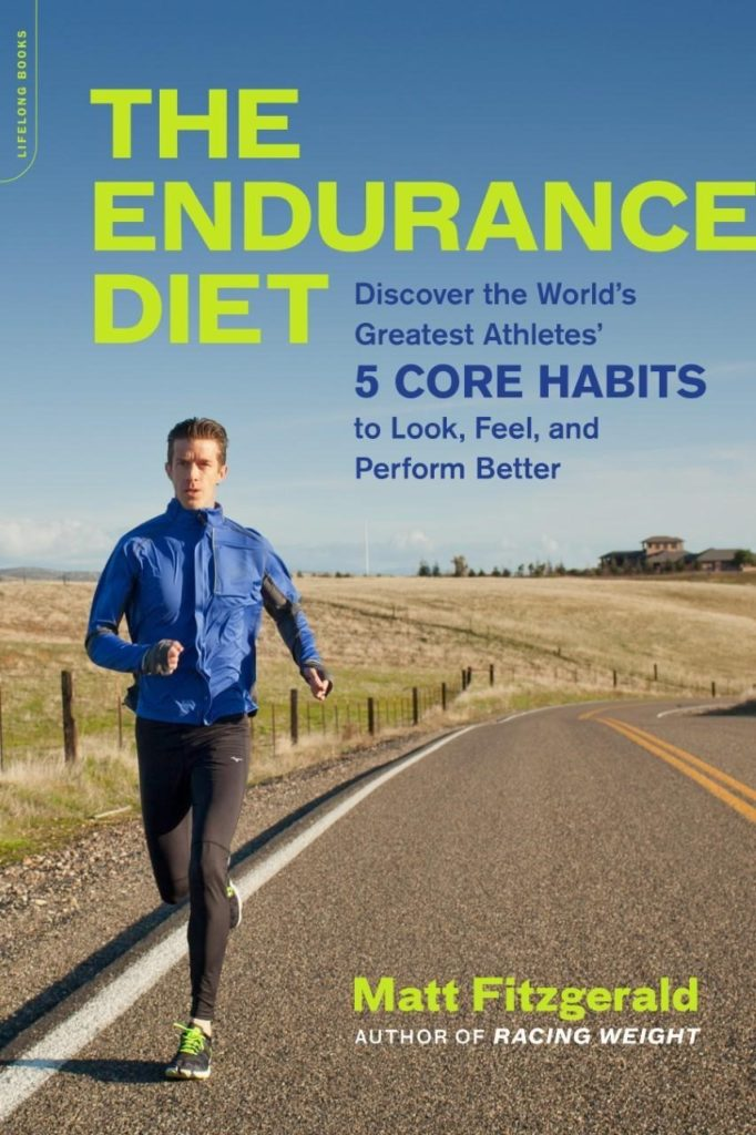 endurance diet book