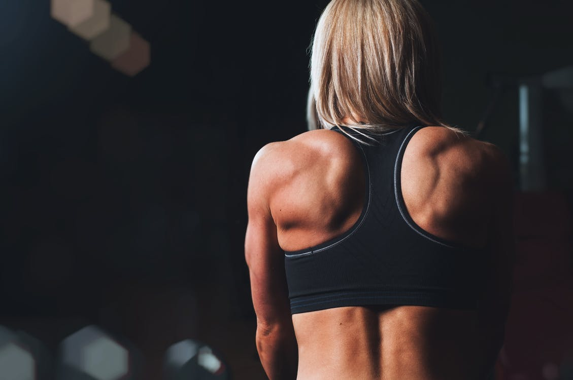 Dietary Requirements of Female Bodybuilders for Muscle Building