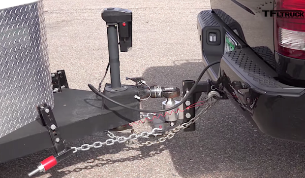 Install a Weight Distribution Hitch