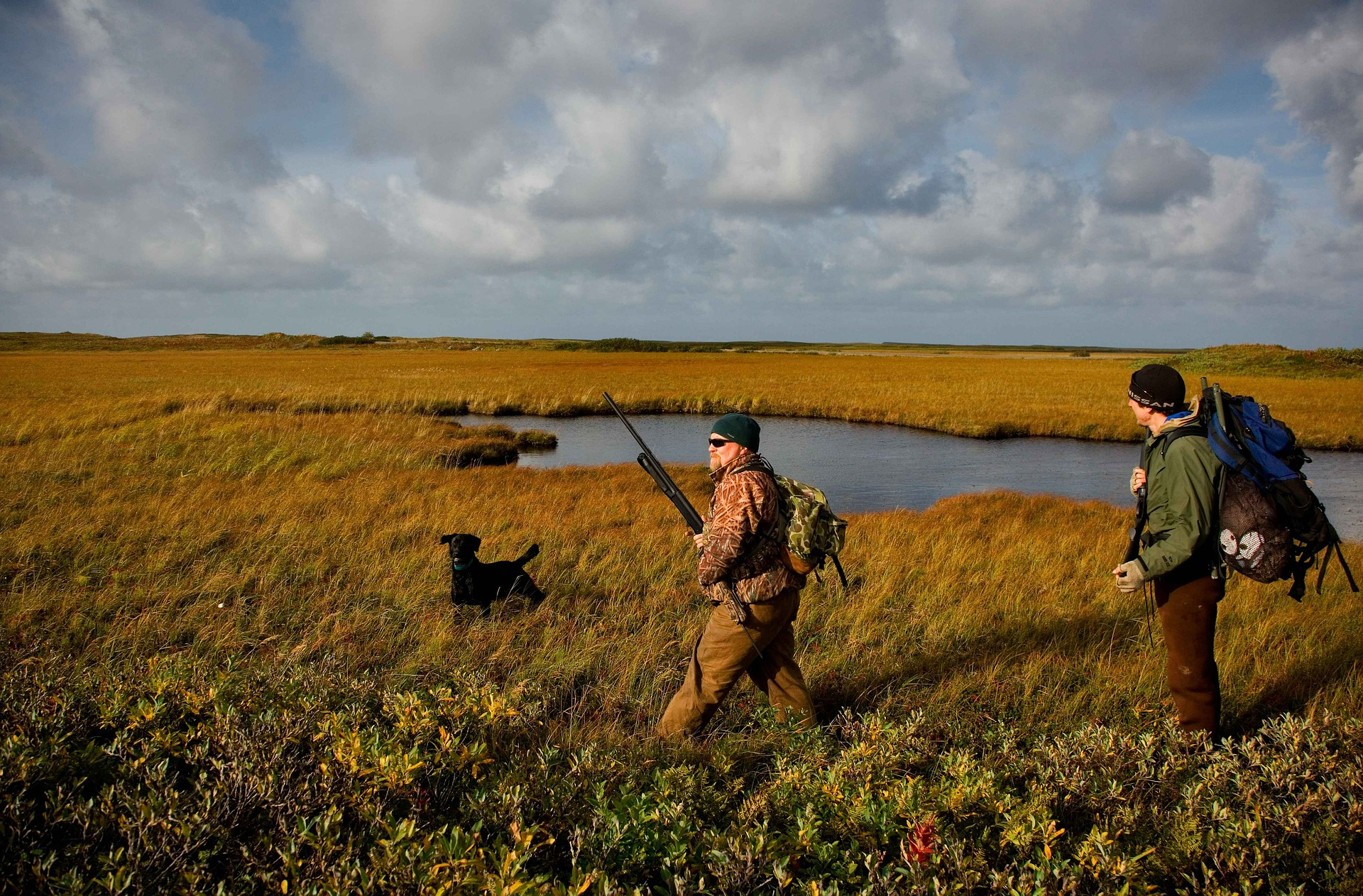 7 Health Benefits of Hunting with a dog