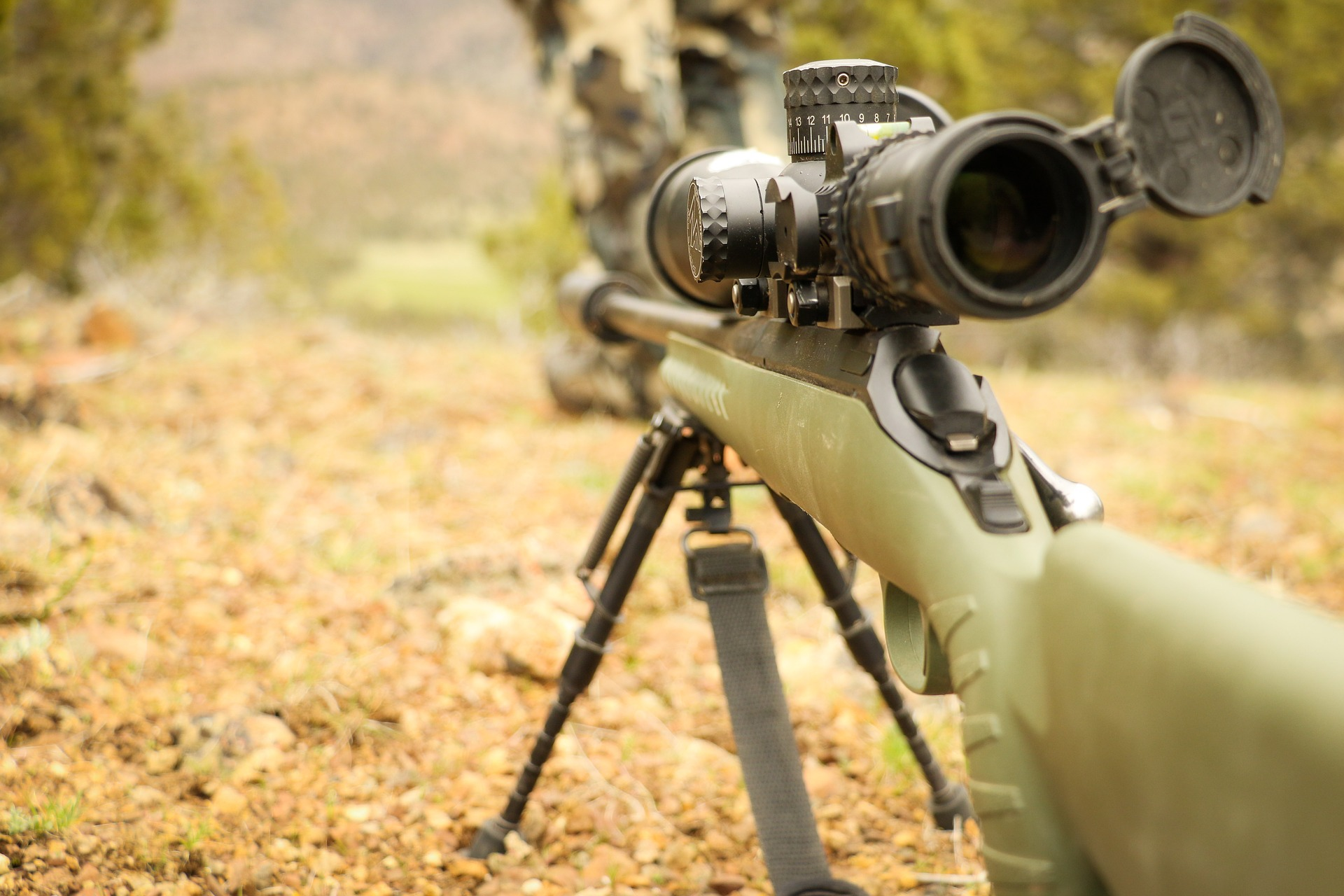 7 Health Benefits of Hunting with scope