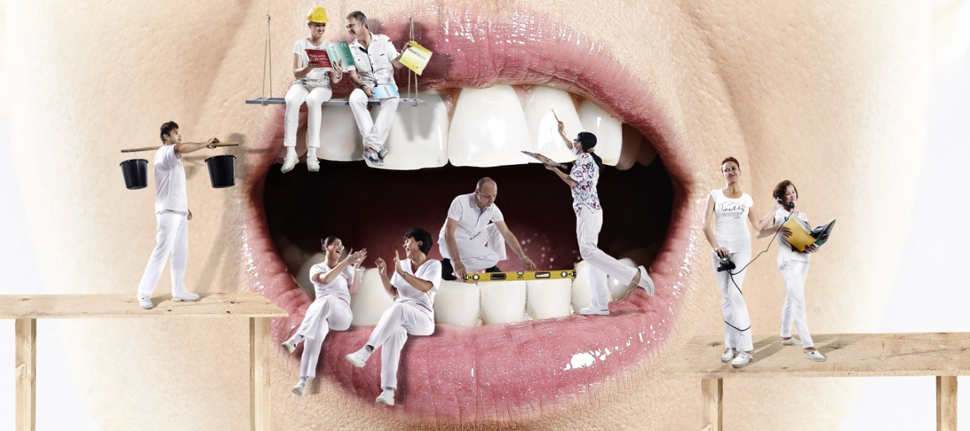 Things to keep in mind before undergoing an Aesthetic dentistry procedure people in mouth