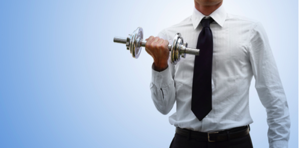 Improve Your Health to Improve Your Performance at Work