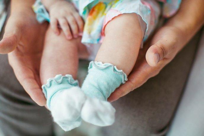 Why Babies Need to Wear Socks