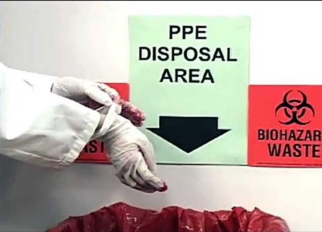 Cleaning Blood Spills: Safe And Proper Blood And Biohazard Cleanup After A Workplace Accident disposal