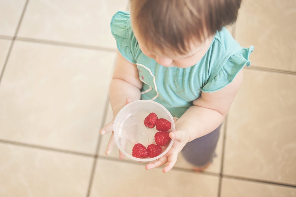How to Expand Your Kid's Eating Habits