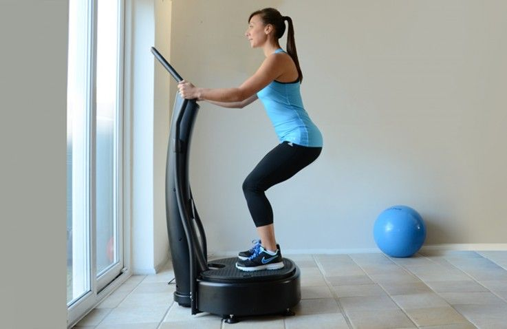 Can vibration plates really help you lose weight?