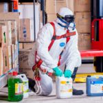 Learning How to Store Laboratory Chemicals Properly