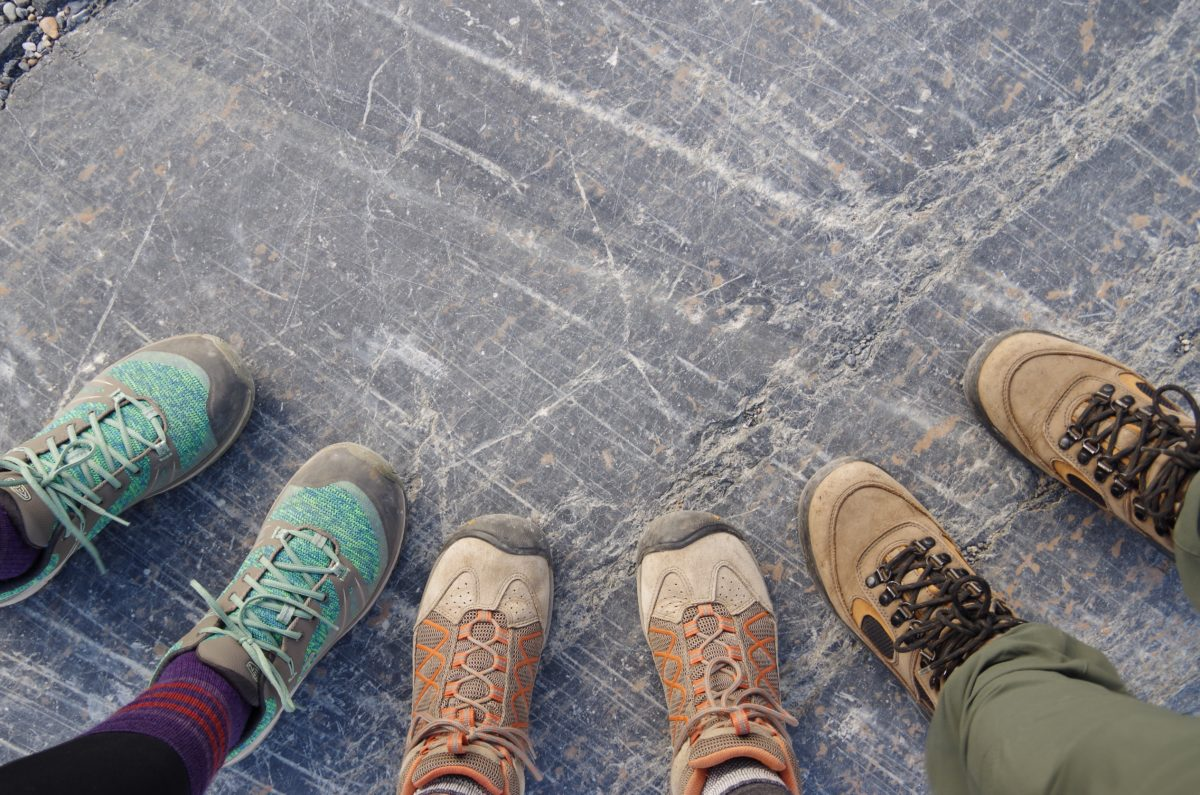 How to Take Care of Your Feet on a Hike or Ruck