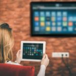 How is TV contributing to the Healthcare Solutions?