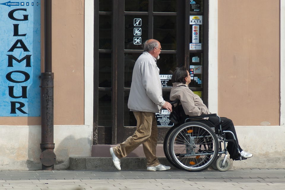 In how many ways do medical supplies aid the older adults?