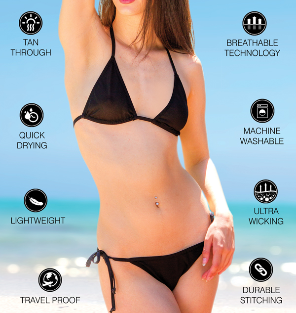 How To Get The Easiest Tan Ever women