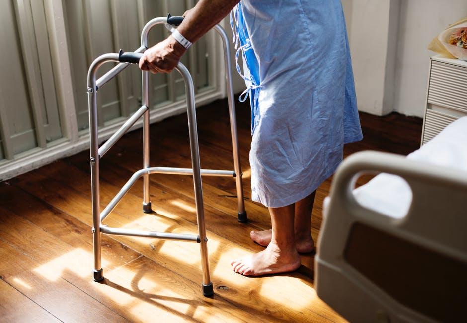 Transporting Elderly People Across States