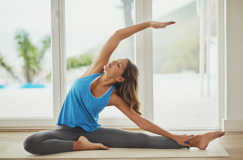 Access A Top Notch Yoga Class Online Today Through Glo