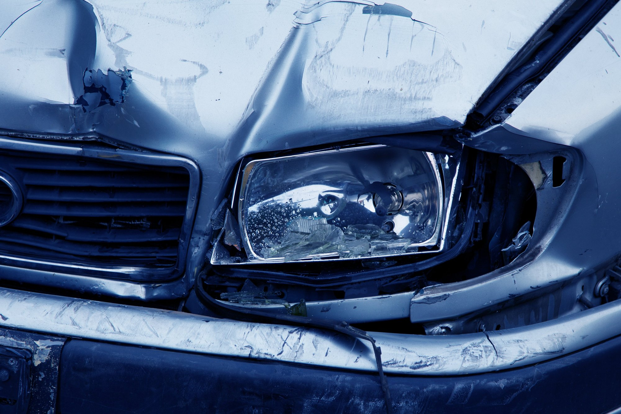 Been in a Car Crash? Here's Your 5 Step Guide For What to do Next