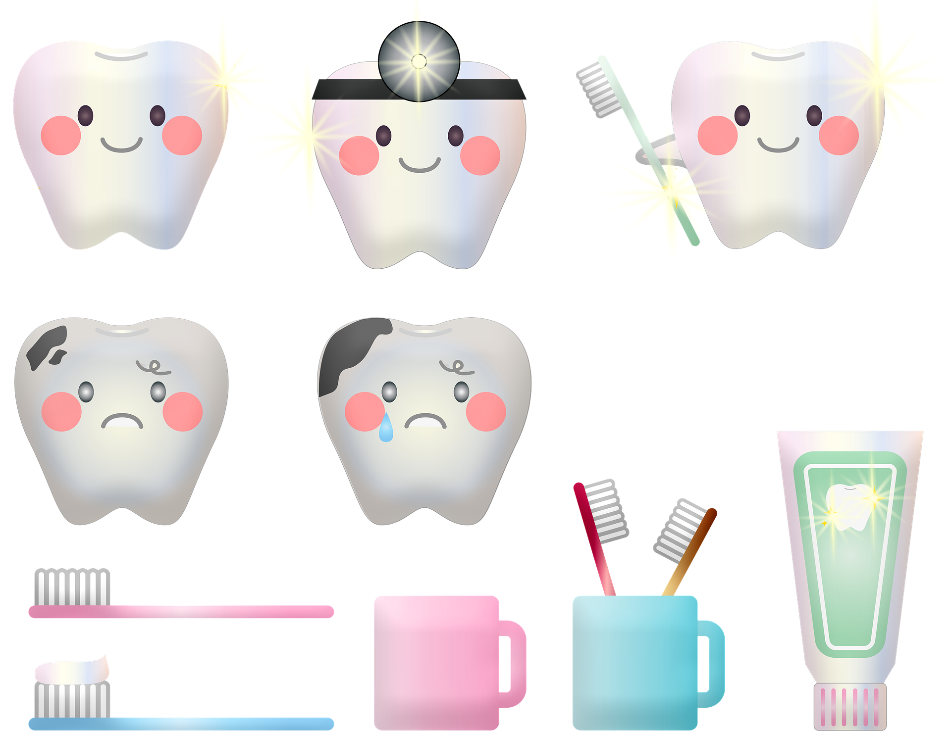 Here's How To Ensure Good Oral Health