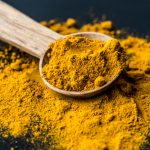 How can turmeric relieve back pain?