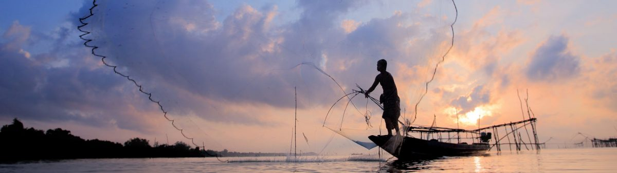 How does fishing help a developing economy?