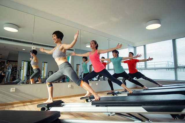 How Pilates help in Improving your General Body Health