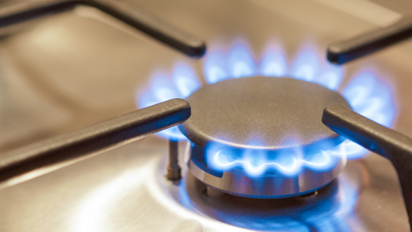 natural gas home