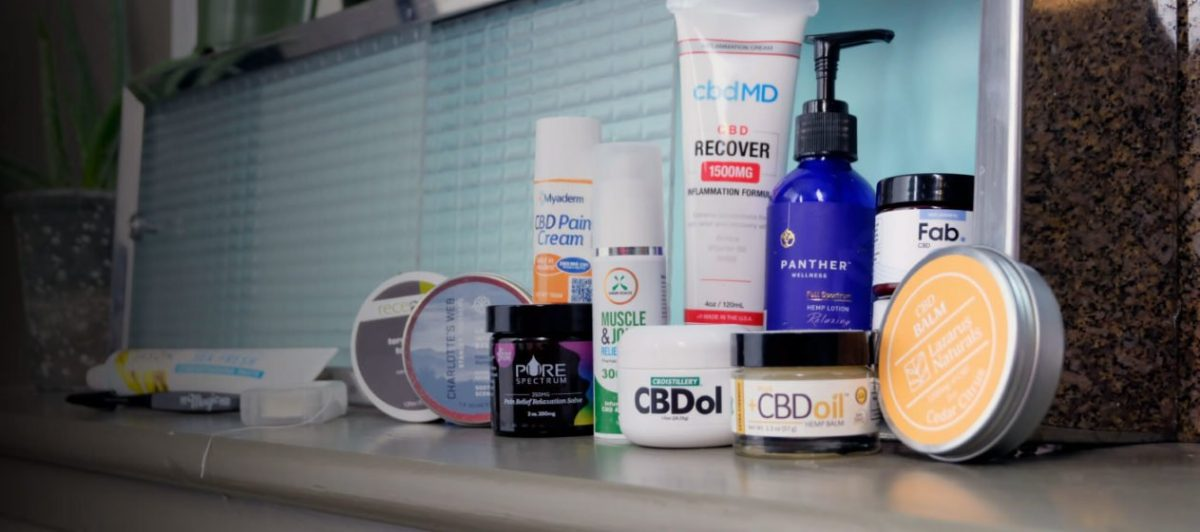 7 benefits of topical CBD products