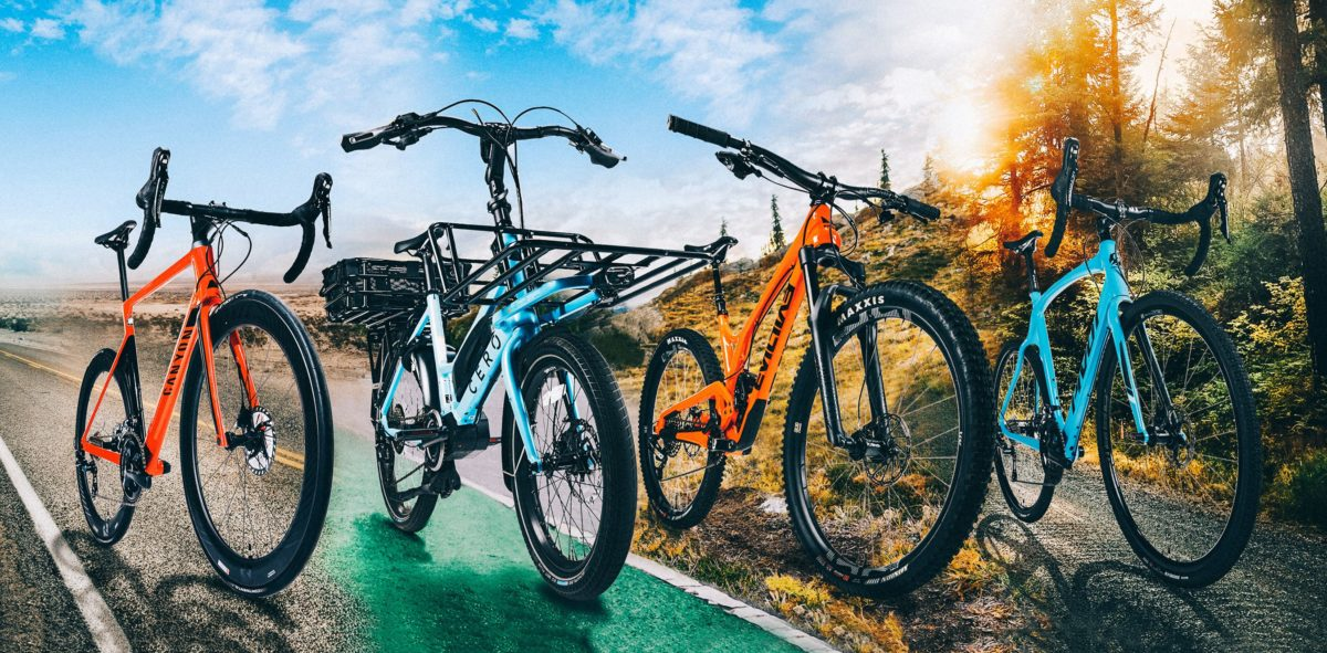 Types of Bicycles Defined: Beginner's Edition