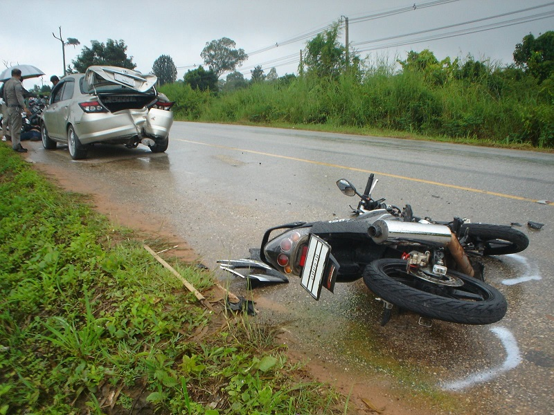 7 Common Motorcycle Crashes and How to Avoid Them