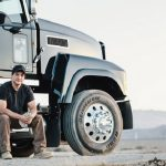 Staying Healthy and Focused as a Long-Distance Truck Driver