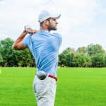 is golf good exercise