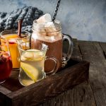 Warm Up and Relax With Winter Drinks