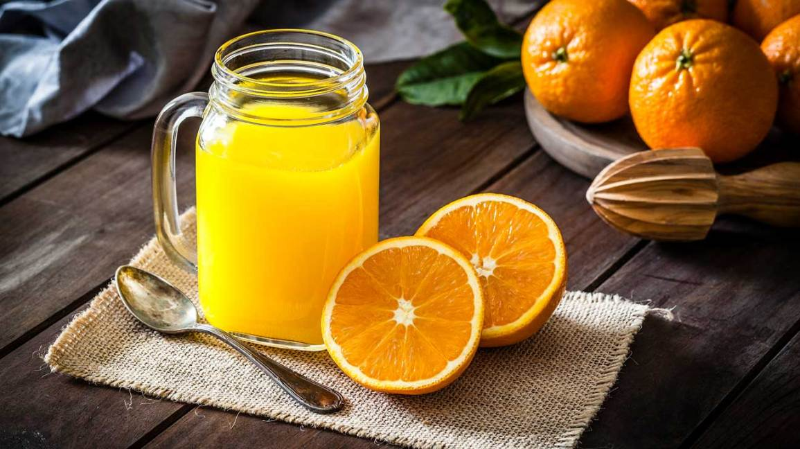 Orange juice benefits- list of the most important ones