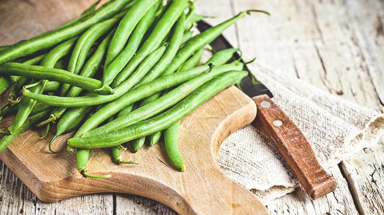 green beans good for you