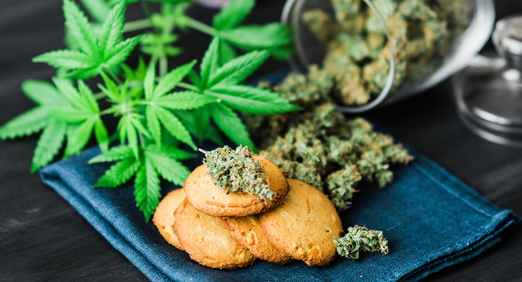 Consuming Cannabis
