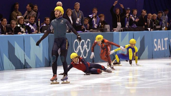 Steve Lesnard Reveals Climbing Gear for Olympics