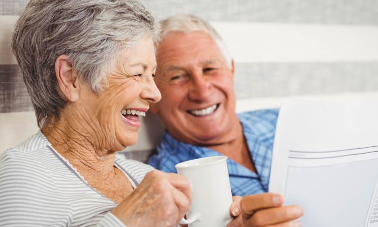 Different Ways To Help Yourself Age Gracefully